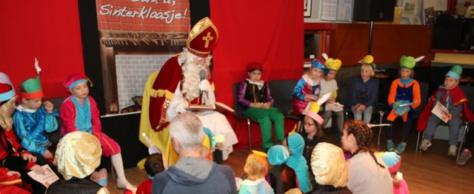 FOTO's Sinterklaasfeest 2016