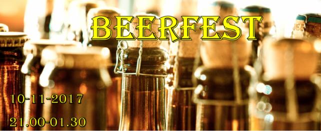 Beerfest komt eraan!