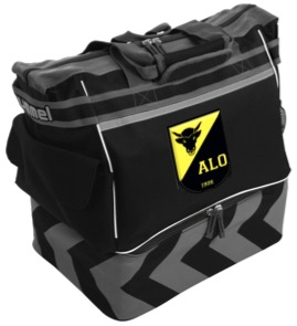 ALO BackPack Elite met Schild 2014.12.12