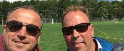 Duo Staal en Mijnsbergen maakt seizoen af als coaches ALO 1