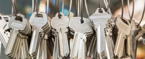 Sleutelbeheer: heb je je sleutel niet meer nodig? Lever hem in!