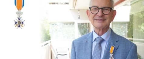 Lintjesregen 2019: Koninklijke onderscheiding voor Frans Gallast!