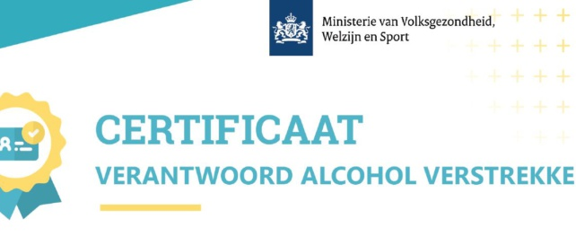 Instructie Verantwoord Alcohol Schenken