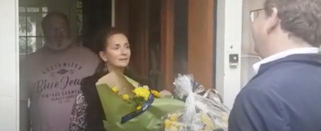 Onbetaalbare vrijwilligster Erna neemt afscheid van KC