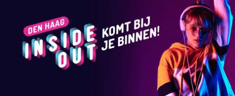 Buitensportactiviteiten voor jongeren tot 18 jaar en online muziekfestival: Den Haag inside out.