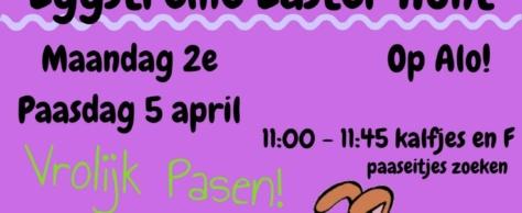 Eggstreme Easter Hunt 5 april