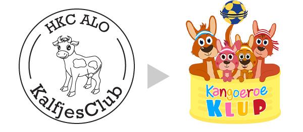 Kalfjesclub wordt Kangoeroeklup